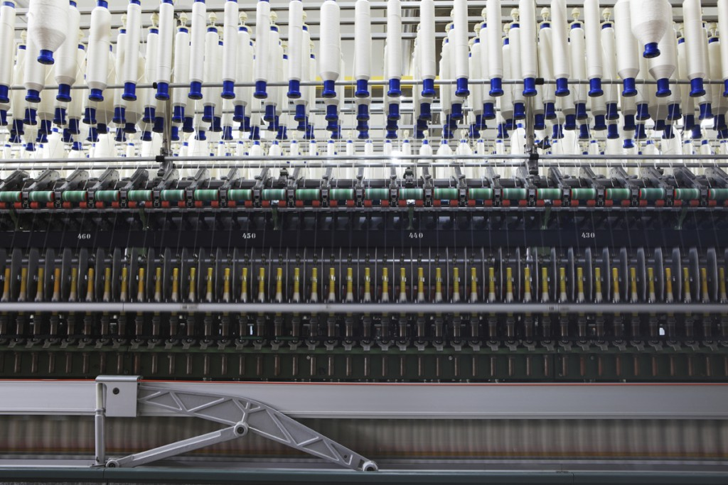 Textile spinning without chemicals